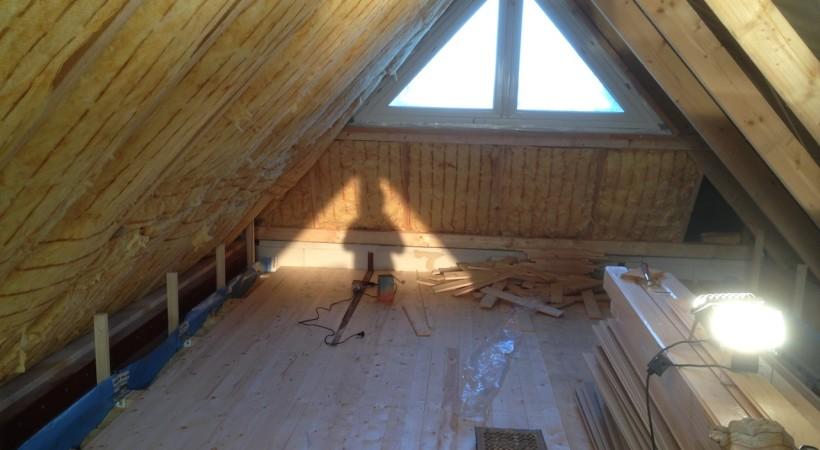 Kw8 Dienstag Dachbodenausbau Traumhausblog